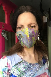 Pazuki Face Mask - Ribbon Tie