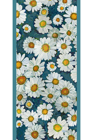 Daisies - (Modal/Cashmere) Scarf