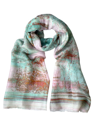 Treehouse - (Linen/Cashmere) Scarf