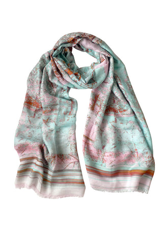 Treehouse - (Modal/Cashmere) Scarf