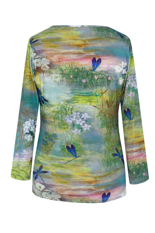 Dragonfly - Jersey Long Sleeve Top