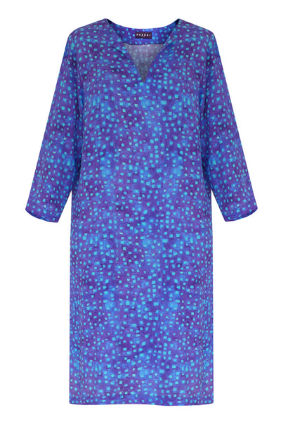 Athena Twinkle Blue Tunic Dress