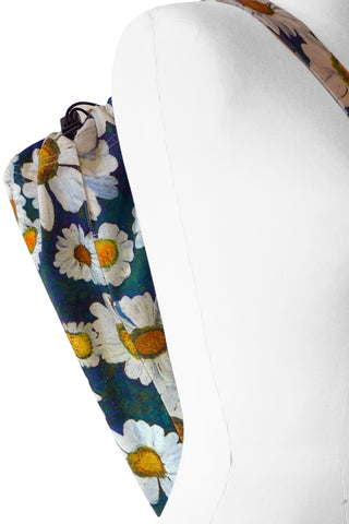 Daisies - Printed Yoga Bag