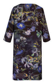 Athena Shangri La Ultramarine Tunic Dress