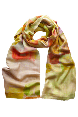 City - (Cotton/Silk/Cashmere) Scarf