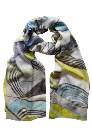 Ebb and Flow - (Modal/Cashmere) Scarf
