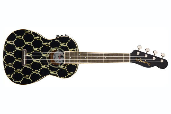 อูคูเลเล่ FENDER BILLIE EILISH SIGNATURE UKULELE