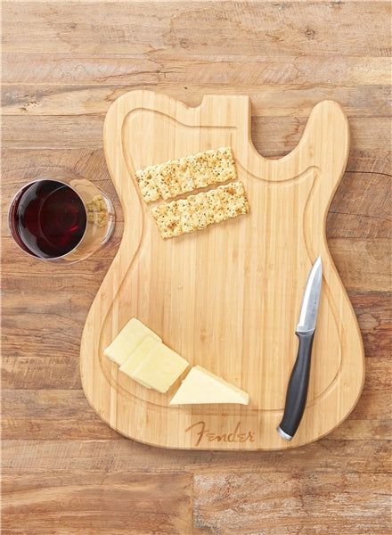 เขียงไม้ FENDER TELECASTER CUTTING BOARD