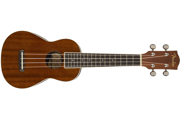 อูคูเลเล่ FENDER SEASIDE SOPRANO UKULELE