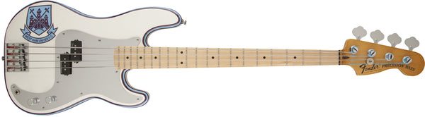 เบสไฟฟ้า Fender Steve Harris Precision Bass