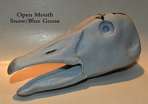 RT201 Blue/Snow Goose Head