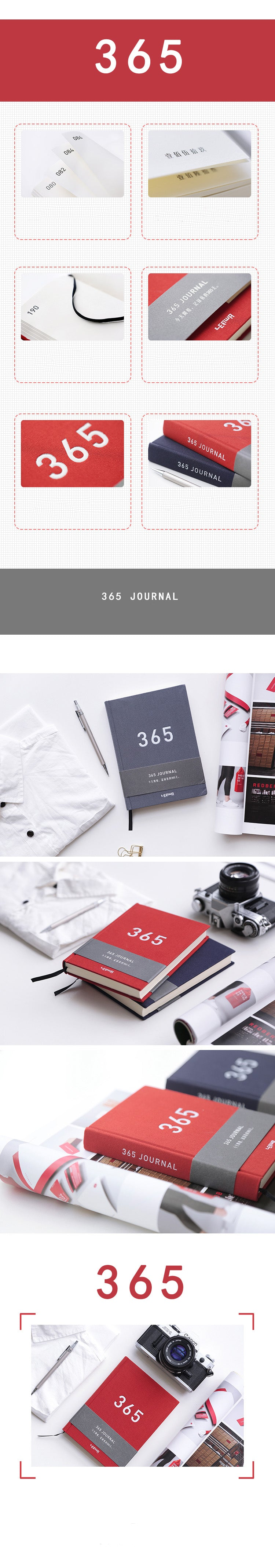 A5 2020 Cute Fashion Daily weekly planner Stationery Notebook 365 Day Creative Diary Student Notepad school supplies Journal