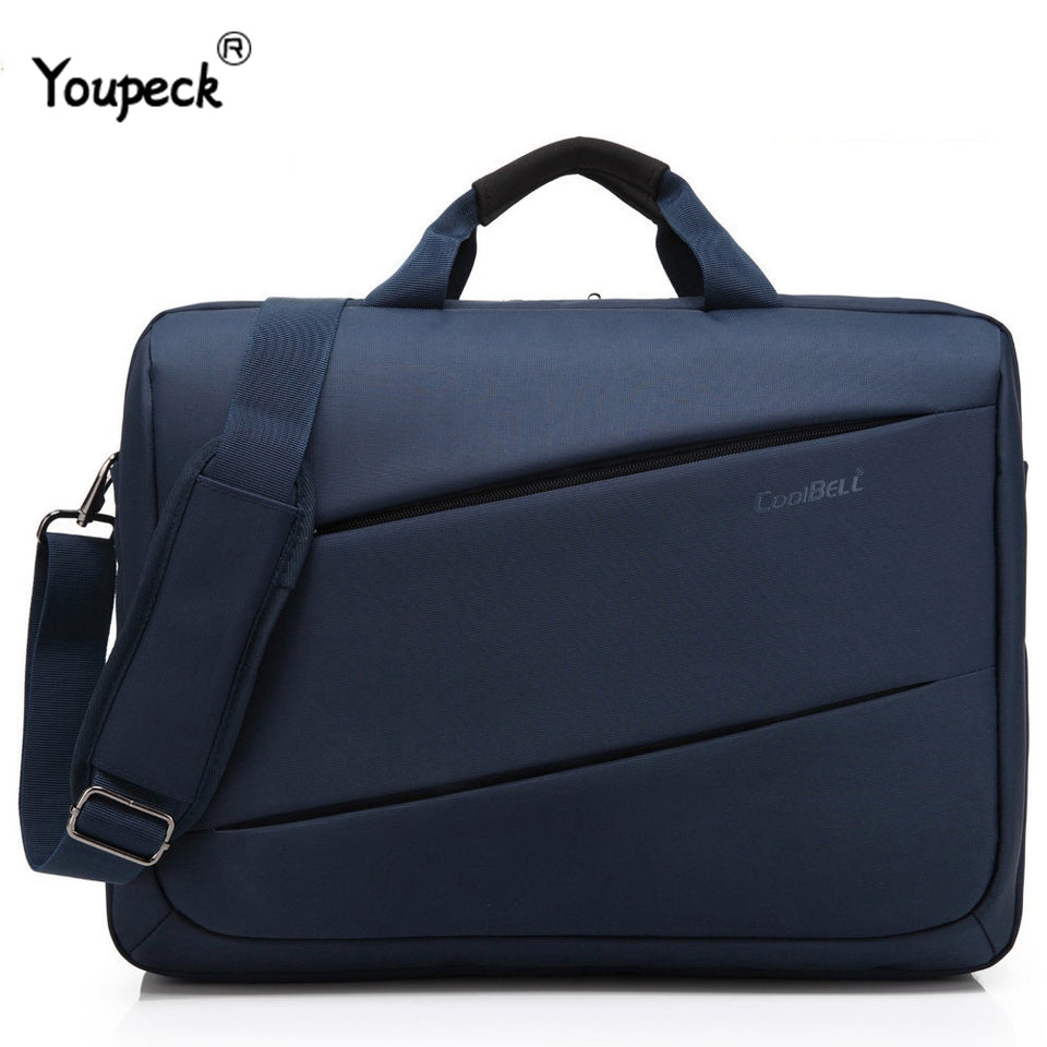Fashion Laptop Bag 17.3 inch Notebook Bag For Macbook Pro 15 Waterproof Laptop Backpack Men Laptop Briefcase Business Bag