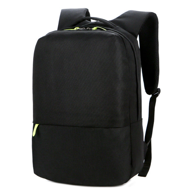 USB 15.6 inch Laptop Men bag Travel Sport Male Backpack Casual for unisex Boys School Bag Pack Mochila Bolsas Escolar rucksack
