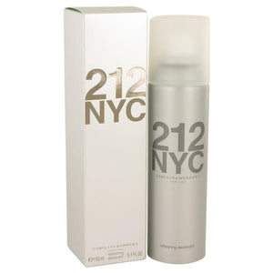 212 by Carolina Herrera, Deodorant Spray (Women)  5.1 oz