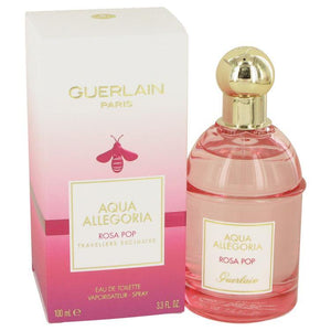 Aqua Allegoria Rosa Pop by Guerlain, Eau De Toilette Spray (Women)  3.3 oz