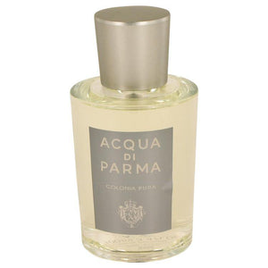Acqua Di Parma Colonia Pura by Acqua Di Parma, Eau De Cologne Spray (Unisex Tester) (Women)  3.4 oz