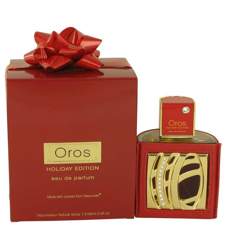 Armaf Oros Holiday by Armaf, Eau De Parfum Spray (Women)  2.9 oz - FragranceB&B