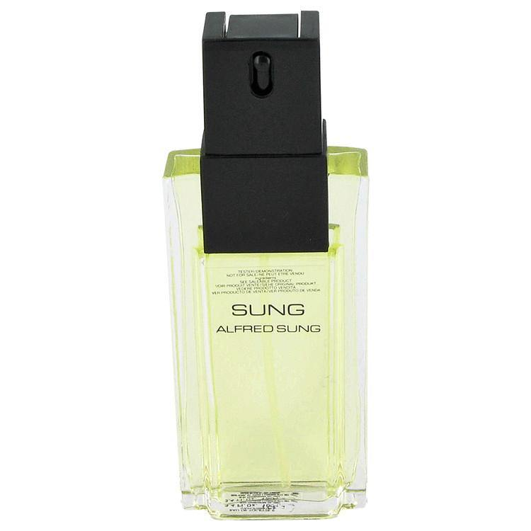 Alfred Sung by Alfred Sung, Eau De Toilette Spray (Tester) (Women)  3.4 oz