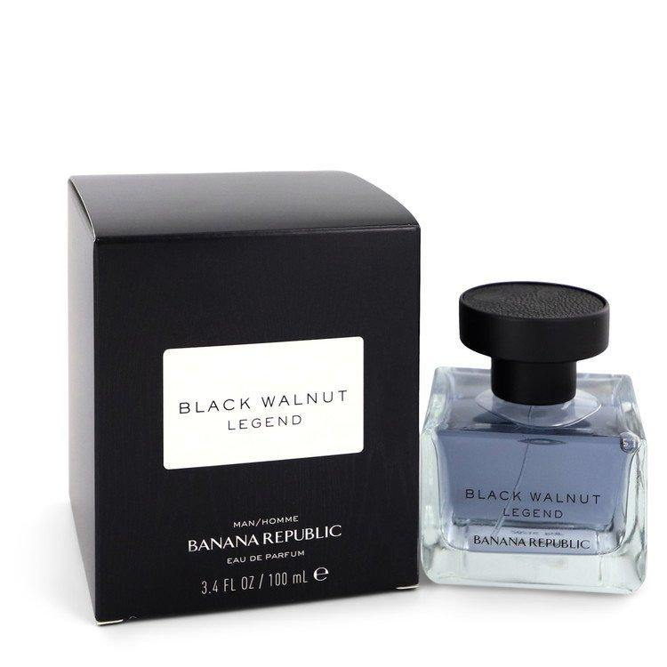 Banana Republic Black Walnut Legend by Banana Republic, Eau De Parfum Spray (Men)  3.3 oz - FragranceB&B