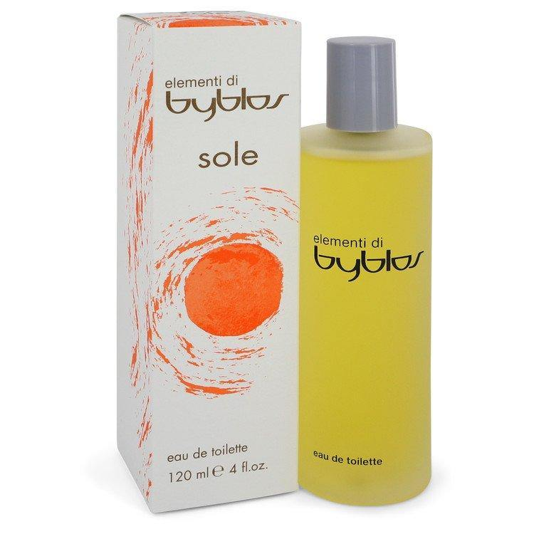 Byblos Elementi Sole by Byblos, Eau De Toilette Spray (Women)  4 oz
