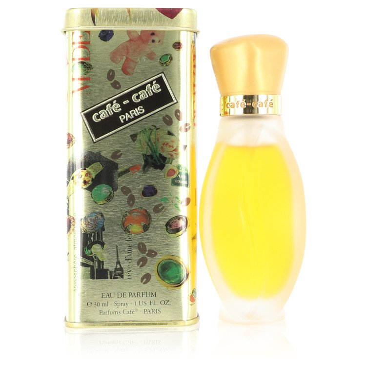 Cafe - Cafe by Cofinluxe, Eau De Parfum Spray (Women)  1 oz