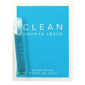 Clean Shower Fresh by Clean, Vial (sample) (Women)  0.03 oz