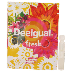 Desigual Fresh by Desigual, Vial (sample) (Women)  0.05 oz