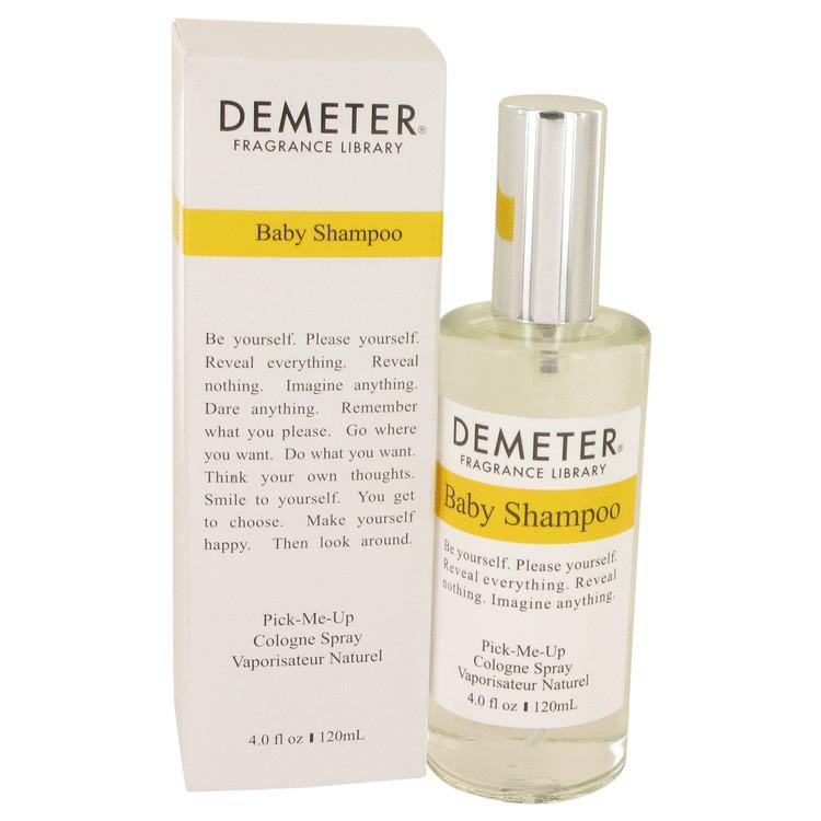 Demeter Baby Shampoo by Demeter, Cologne Spray (Women)  4 oz