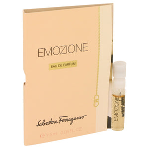 Emozione by Salvatore Ferragamo, Vial (sample) 0.05 oz