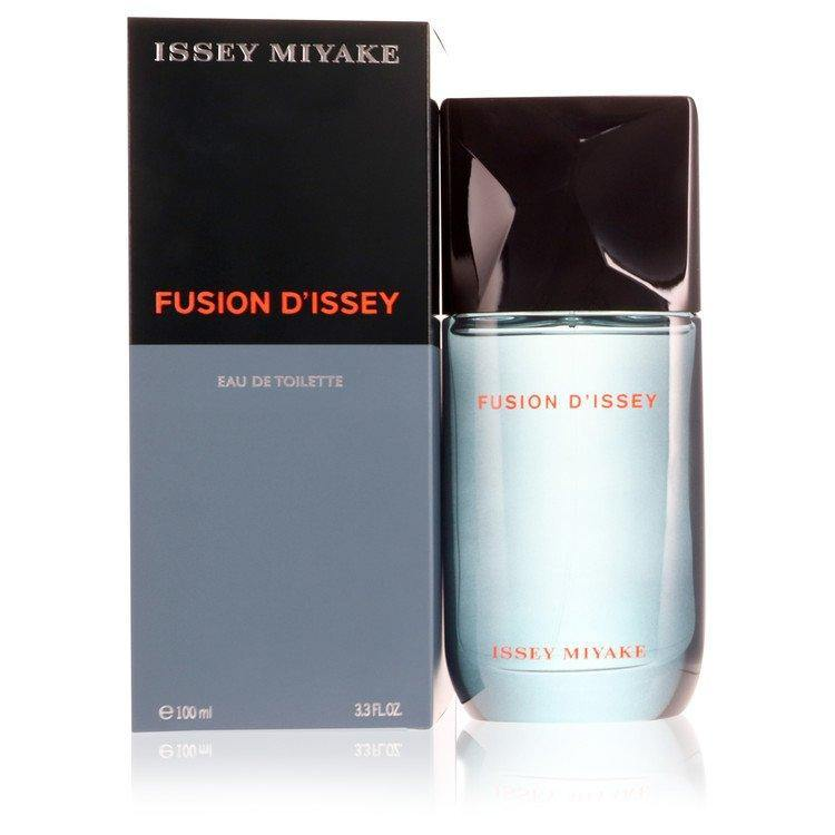 Fusion D'issey by Issey Miyake, Eau De Toilette Spray (Men)  3.4 oz - FragranceB&B