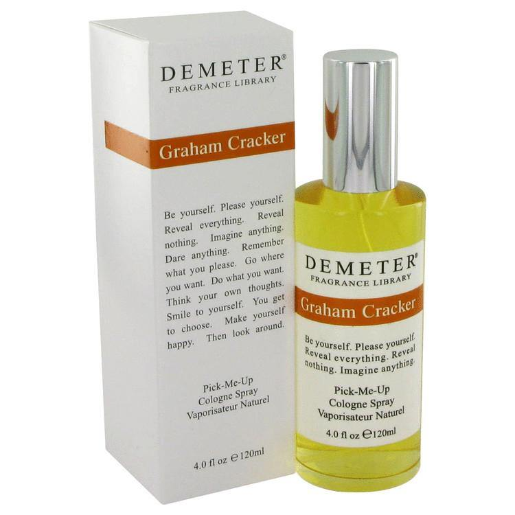 Demeter Graham Cracker by Demeter, Cologne Spray (Women)  4 oz