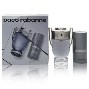 Invictus by Paco Rabanne, Gift Set - 3.4 oz Eau De Toilette Spray + 2.5 oz Deodorant Stick (Men)  -- - FragranceB&B