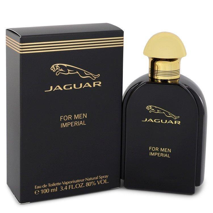 Jaguar Imperial by Jaguar, Eau De Toilette Spray (Men)  3.4 oz - FragranceB&B