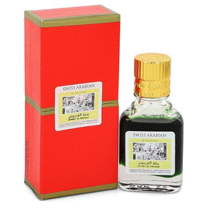 Jannet El Firdaus by Swiss Arabian, Concentrated Perfume Oil Free From Alcohol (Unisex Givaudan) (Men)  0.3 oz