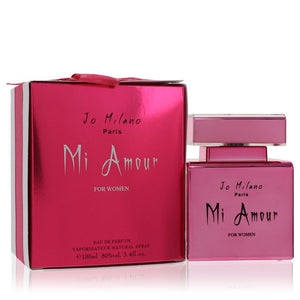 Jo Milano Mi Amour by Jo Milano, Eau De Parfum Spray 3.4 oz