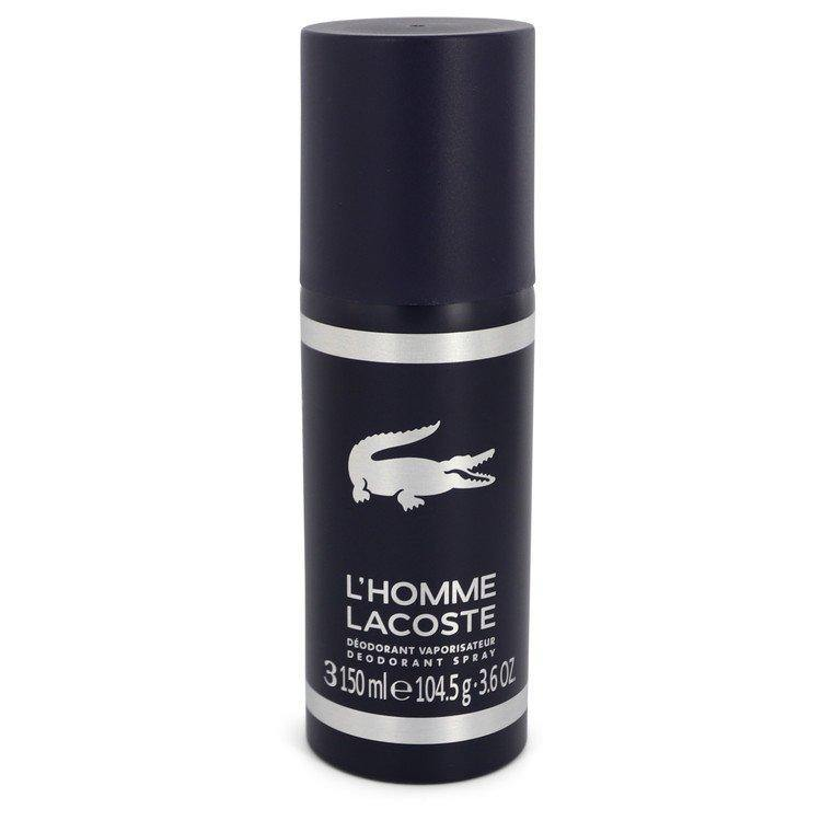 Lacoste L'homme by Lacoste, Deodorant Spray (Men)  3.6 oz
