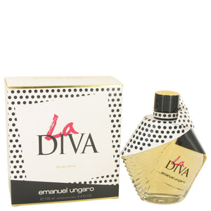 La Diva by Ungaro, Eau De Parfum Spray 3.4 oz