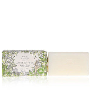 Lily Of The Valley (woods Of Windsor) by Woods Of Windsor, Soap (Women)  6.7 oz - FragranceB&B