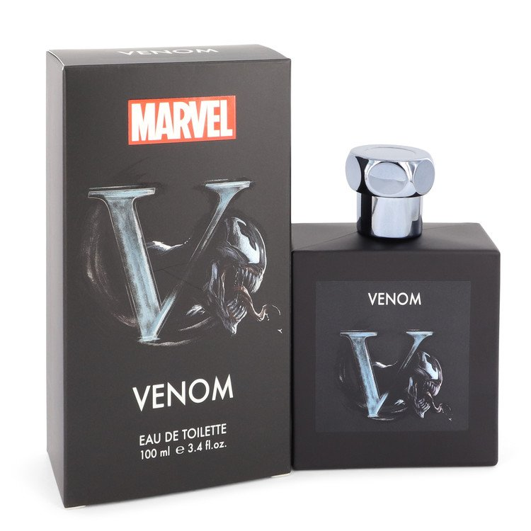 Marvel Venom by Marvel, Eau De Toilette Spray (Men)  3.4 oz