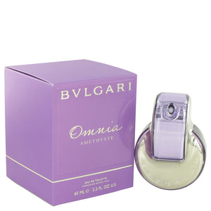 Omnia Amethyste by Bvlgari, Eau De Toilette Spray 2.2 oz