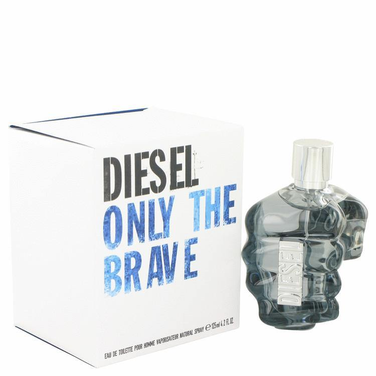 Only The Brave by Diesel, Eau De Toilette Spray (Men)  4.2 oz