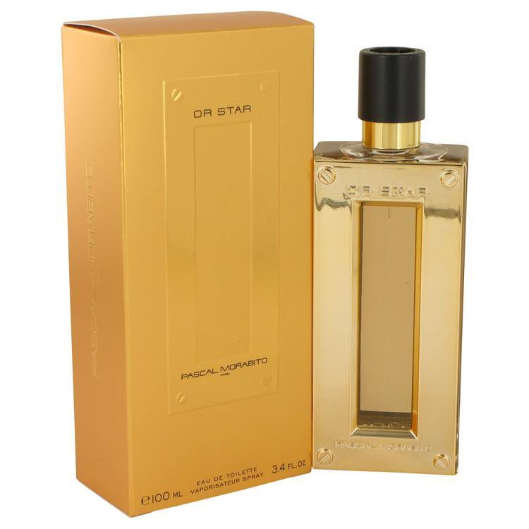 Or Star by Pascal Morabito, Eau De Toilette Spray (Men)  3.4 oz