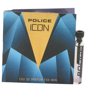 Police Icon by Police Colognes, Vial (sample) (Men)  0.07 oz