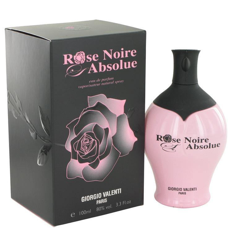 Rose Noire Absolue by Giorgio Valenti, Eau De Parfum Spray (Women)  3.4 oz