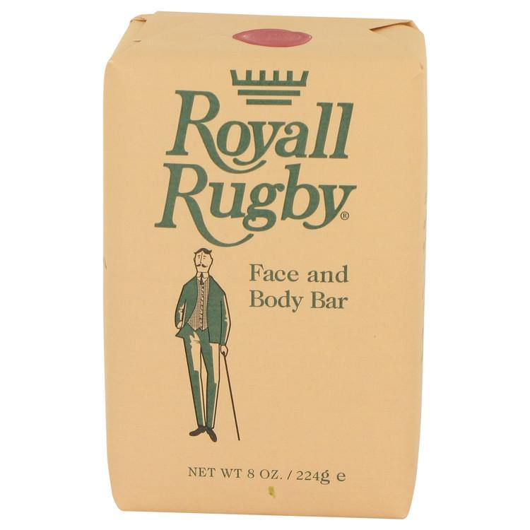 Royall Rugby by Royall Fragrances, Face and Body Bar Soap (Men)  8 oz