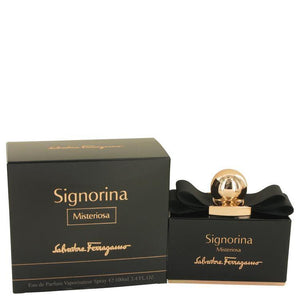 Signorina Misteriosa by Salvatore Ferragamo, Eau De Parfum Spray (Women)  3.4 oz