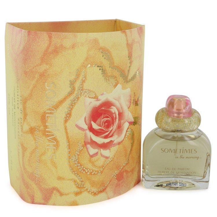 Sometimes In The Morning by Hubert De Montandon, Eau De Parfum Spray (Women)  1.7 oz