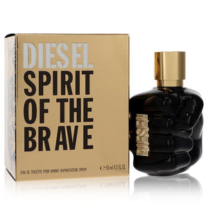 Spirit Of The Brave by Diesel, Eau De Toilette Spray 1.7 oz