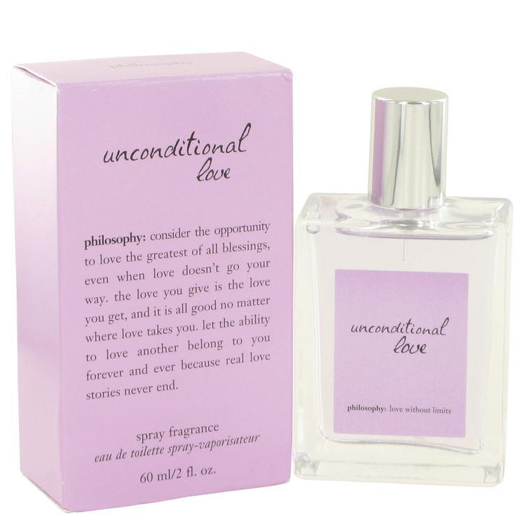 Unconditional Love by Philosophy, Eau De Toilette Spray (Women)  2 oz